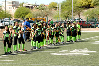 Teens Flag jornada 1 -2016