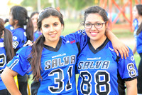 Salva vs Tigres final copa halcones secundarias 2012