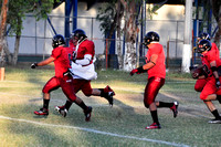 Halcones vs Linces Final Varsity 2013